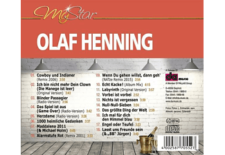 Olaf Henning - My Star  - (CD)