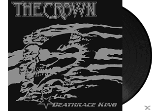 The Crown - DEATH RACE KING  - (Vinyl)