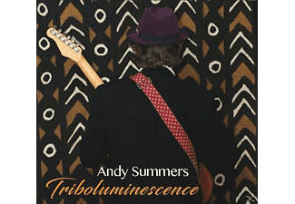 Andy Summers - Triboluminescence  - (CD)
