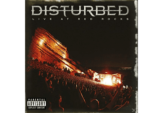 Disturbed - DISTURBED - LIVE AT RED ROCKS - (Vinyl)
