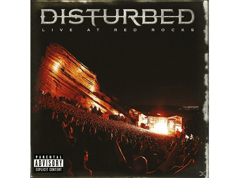 Disturbed - DISTURBED - LIVE AT RED ROCKS [Vinyl]