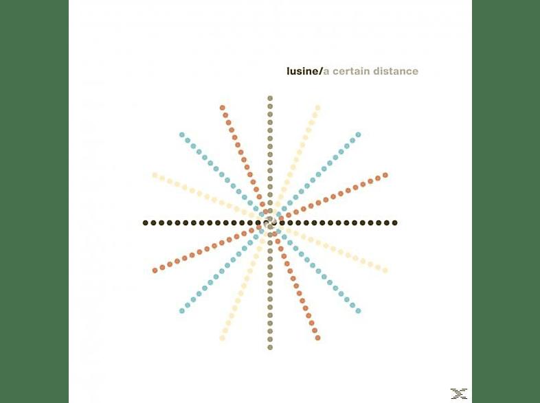 Lusine - A Certain Distance [Vinyl]