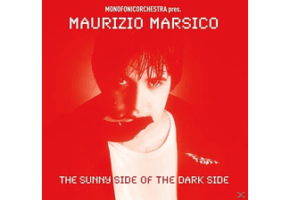 Maurizio Marsico - THE SUNNY SIDE OF THE DARK SIDE - (CD)