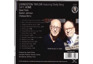 Livingston Taylor - Safe Home  - (CD)