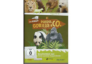 Panda, Gorilla & Co. Vol.6 (Folgen 53-56) DVD