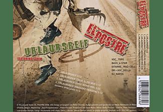 El Postre - Urlaubsreif  - (CD 3 Zoll Single (2-Track))