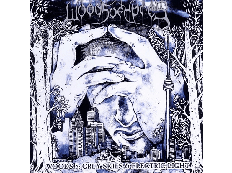 Woods Of Ypres Woods - Woods 5:Grey Skies And Electric Light [Vinyl]