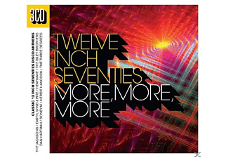 VARIOUS - More More More  - (CD)