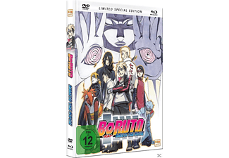 Boruto - Naruto The Movie Blu-ray + DVD