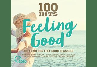VARIOUS - 100 Hits-Feeling Good  - (CD)