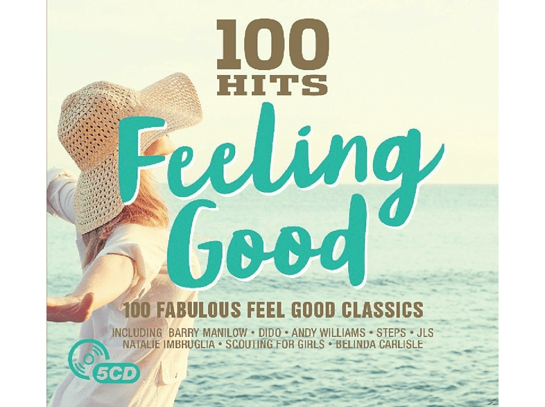 VARIOUS - 100 Hits-Feeling Good [CD]