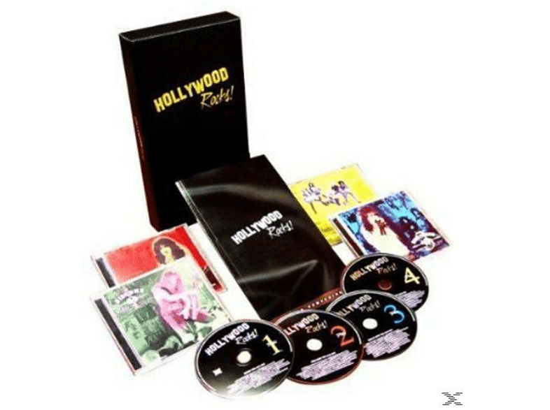 VARIOUS - Hollywood Rocks! [Vinyl]