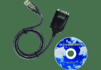 CELESTRON 821035BA USB/RS232, Konverter mit Kabel, Schwarz