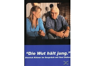 Die Wut hält jung - Dietrich Kittner im Gespräch mit Susi Duhme DVD