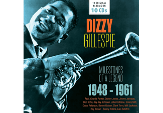 Dizzy Gillespie - Dizzy Gillespie-Milestones of a Legend  - (CD)