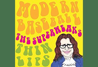 """Modern Baseball, Thin Lips - Split 7""""  - (Vinyl)"""
