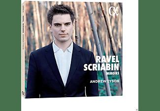 Andrew Tyson - Miroirs-Werke für Klavier  - (CD)