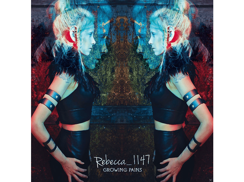 Rebecca_1147 - Growing Pains [CD]