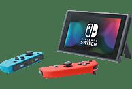 NINTENDO Switch Neon-Rot/Neon-Blau + 35€ e-Shop Guthaben