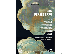 VARIOUS, Le Concert Spirituel - Persée 1770 (2 CD+Buch)  - (CD)