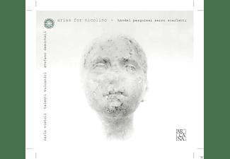 Carlo Vistoli, Stefano Demicheli, Talenti Vulcanici - Arias for Nicolino  - (CD)