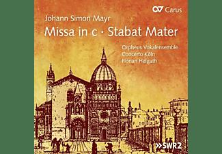 Tareq Nazmi, Concerto Köln, Orpheus Vokalensemble, Katja Stuber, Eckstein Marion, Fernando Guimaraes - Missa in C-Stabat Mater  - (CD)