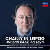 Ramin Bahrami, Gewandhausorchester Leipzig, Dresdner Kammerchor, Thomanerchor Leipzig, Tölzer Knabemchor - Chailly In Leipzig - [CD]