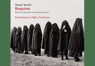 Graindelavoix - Requiem (Antwerpen,1612)  - (CD)