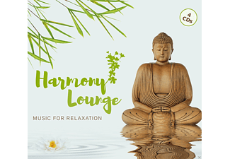 VARIOUS - Harmony Lounge: Music For Relaxation - (CD)