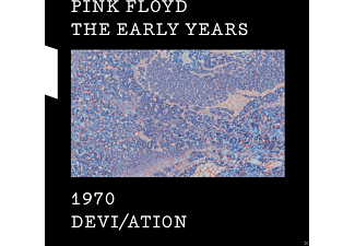 Pink Floyd - 1970 DEVI/ATION - (CD + Blu-ray Disc)