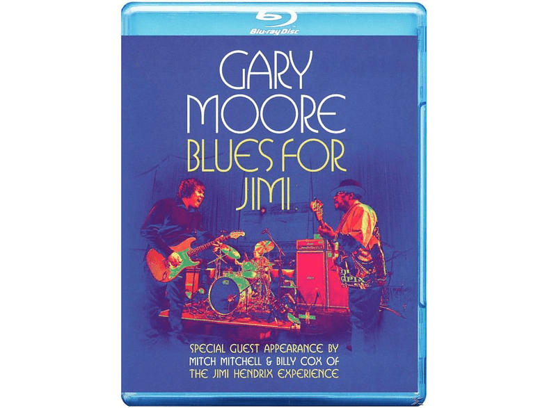 Gary Moore - Blues For Jimi (Bluray) [Blu-ray]