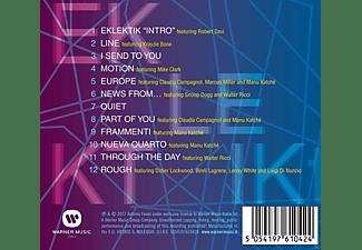 Antonio Faraò - Eklektik Feat. Snoop Dogg,Marcus Miller  - (CD)