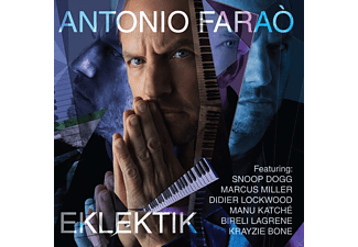 Antonio Faraò - Eklektik Feat. Snoop Dogg,Marcus Miller  - (CD)