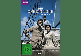 Die Onedin Linie - 2. Staffel - Episoden 16-29 DVD
