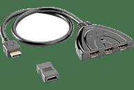 IN AKUSTIK Star 4K Switch 3 zu 1 High Speed   HDMI Splitter