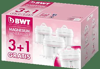 BWT 814134 Longlife 3+1 Filterkartusche, Weiß