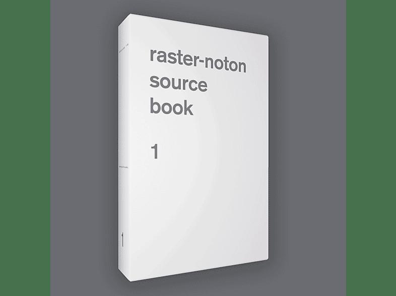VARIOUS - Raster-Noton. Source Book 1 (Book+CD) [CD + Buch]