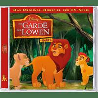 Die Garde der Löwen: Hyänen können auch anders/Endlich Königin - [CD]