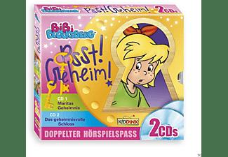 - Bibi Blocksberg: Psst! Geheim!  - (CD)