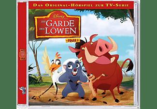 - Die Garde der Löwen: Makuu der neue Anführer/Banga der Weise  - (CD)