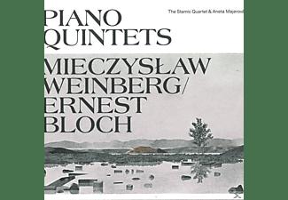 Aneta Majerová, Stamic Quartet - Klavierquintette  - (CD)