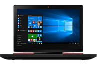 LENOVO IdeaPad Y910, Gaming-Notebook mit 17.3 Zoll Display, Core™ i7 Prozessor, 32 GB RAM, 1 TB HDD, 512 GB SSD, GeForce® GTX 1070, Schwarz