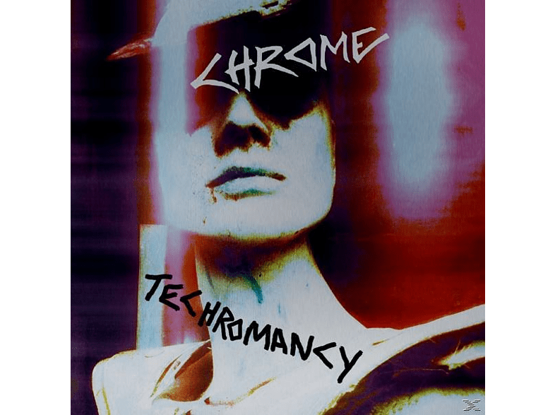 Chrome - TECHROMANCY [Vinyl]
