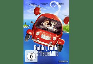 Robbi, Tobbi und das Fliewatüüt DVD