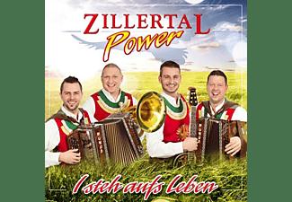 Zillertal Power - I steh aufs Leben  - (CD)