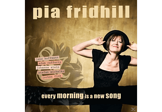 Pia Fridhill - Every Morning Is A New Song - (CD)