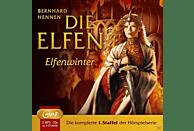 Die Elfen - Staffel 1-Elfenwinter-Folge 01-05 (2mp3 CDS) - (MP3-CD)