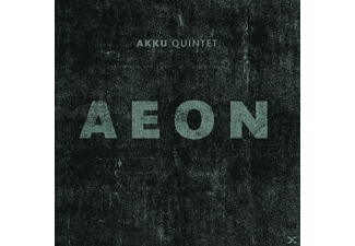 Akku Quintet - Aeon  - (CD)