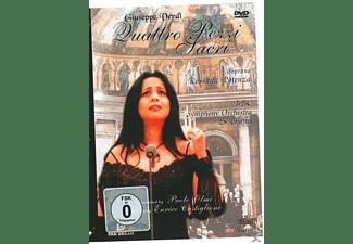Potenza, Rossana/bbc Symphon Potenza - Quattro Pezzi Sacri  - (DVD)