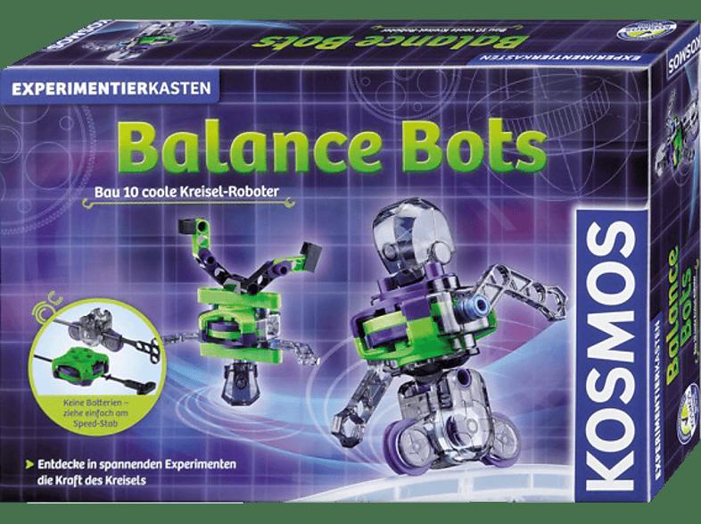 KOSMOS 620455 Balance Bots Experimentierkasten, Mehrfarbig